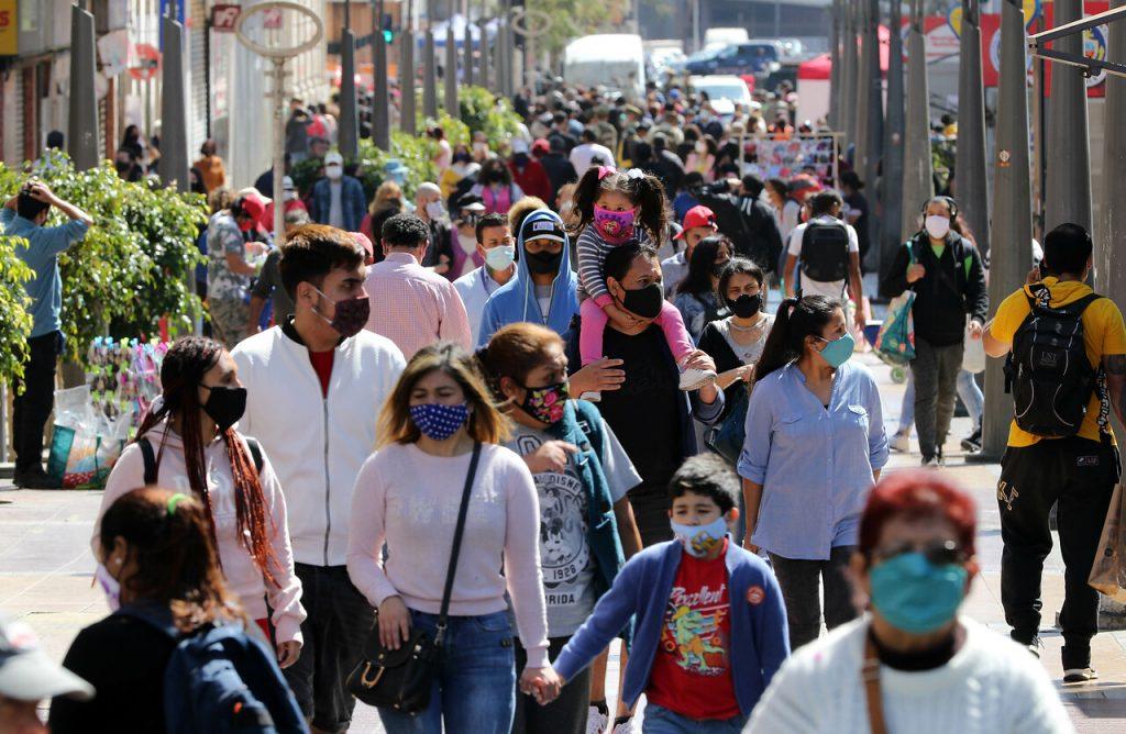 Informe ICOVID Chile: «La única región que ha mostrado una disminución de contagios es La Araucanía»