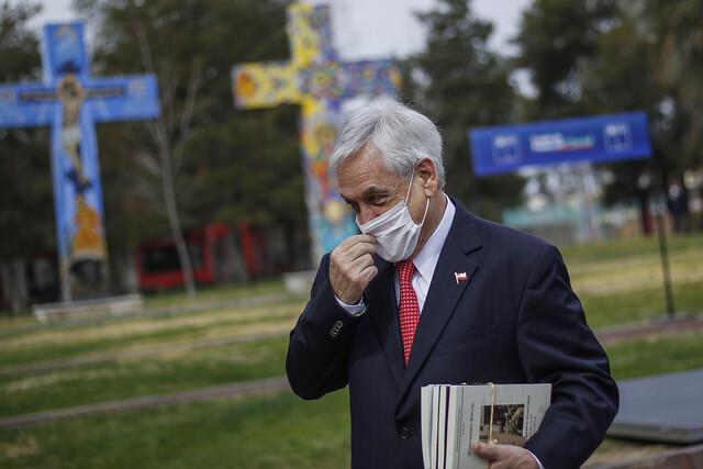 Piñera y debate por plebiscito: «En los países civilizados las discusiones se dan dentro de la Constitución, no sobre la Constitución»