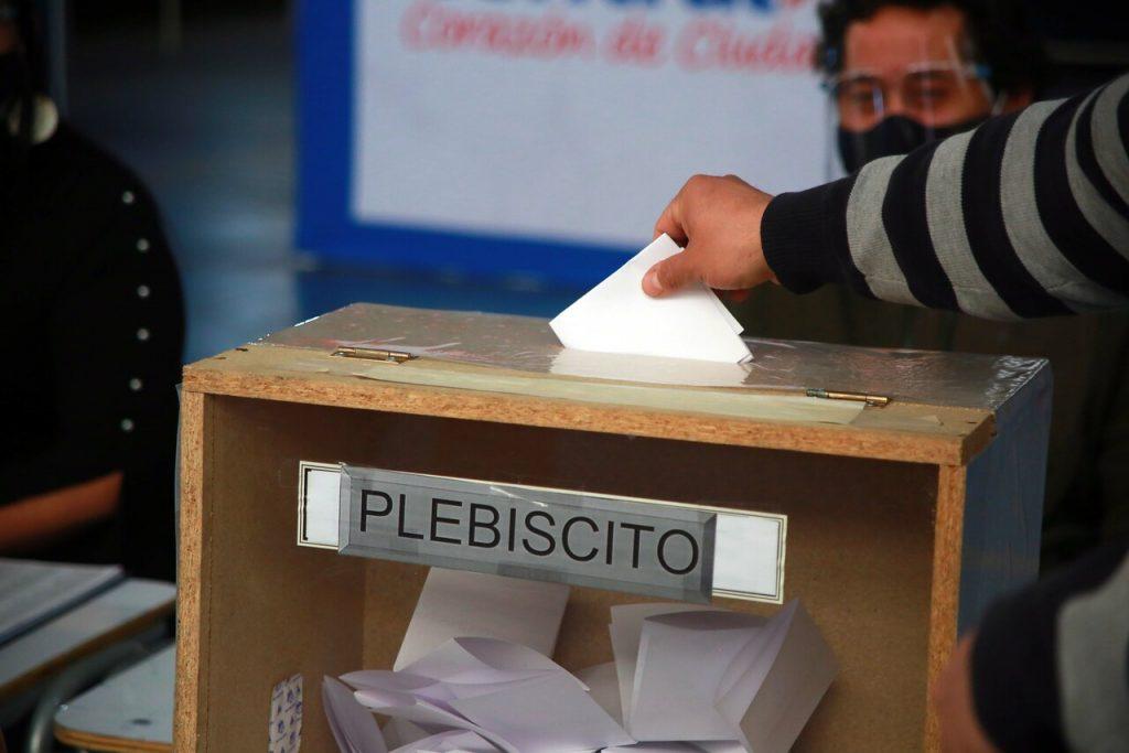 Encuesta Ipsos y Espacio Público: 85% asegura que votará en el Plebiscito