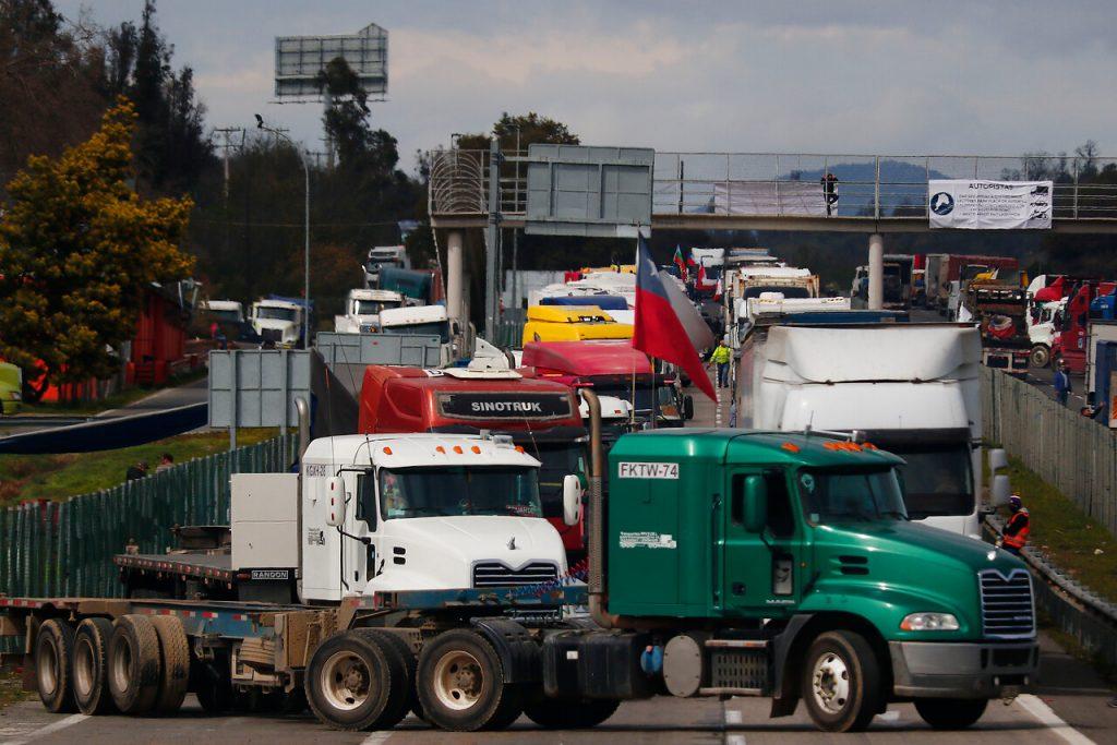Advierten que paro de camioneros podría afectar abastecimiento de granos y proteína vegetal