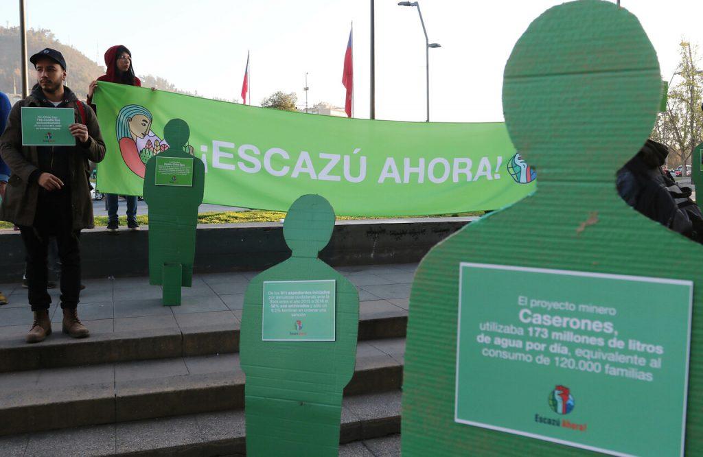 Organizaciones reiteran su preocupación por amedrentamientos y amenazas a defensores del medioambiente en Chile