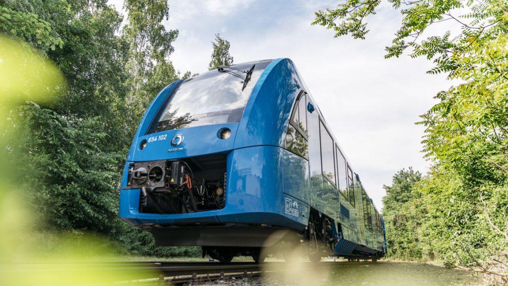 Alemania: trenes de hidrógeno completan con éxito su periodo de prueba