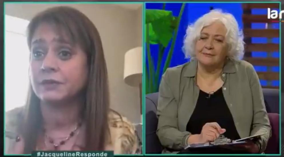 VIDEO  JVR se enoja con Mónica González y le niega que Jaime Orpis esté acusado por caso Corpesca