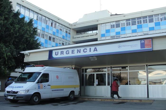 Llevan 99 días: Cuatro presos mapuche en huelga de hambre son trasladados al Hospital de Angol