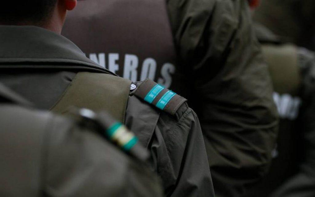 VIDEO| Revelan registro de Carabinero que ahorcó a detenido en San Fernando