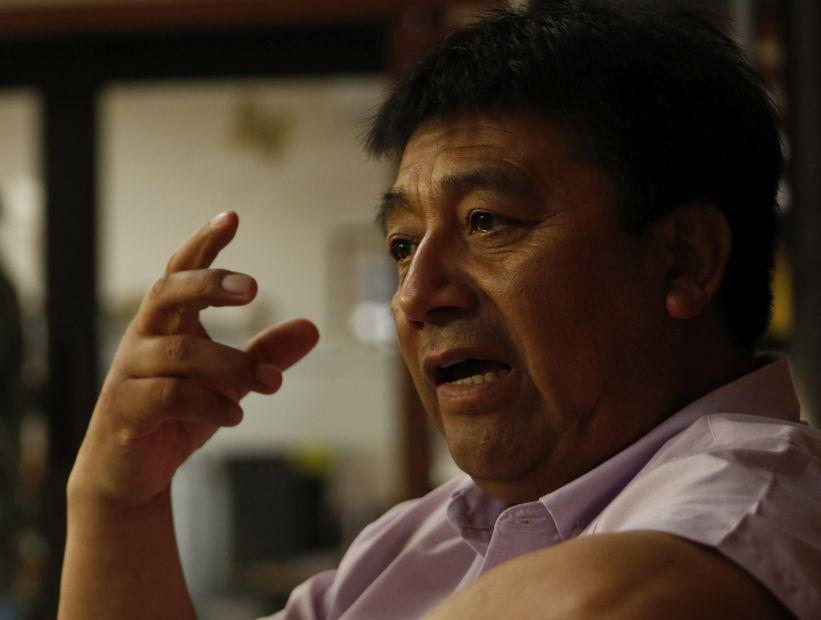 """Adolfo Millabur por excepción en Macrozona Sur: """"El presidente no da el ancho"""""""