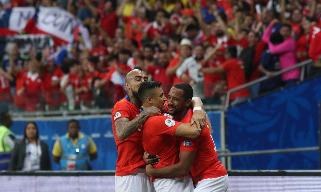 Momentos del partido de la Selección Chilena calzarán con la franja del Plebiscito