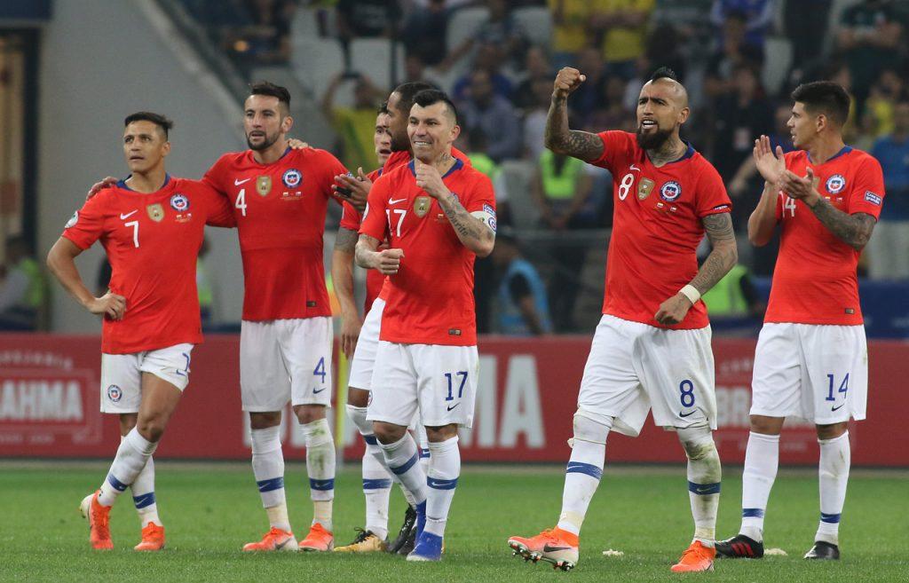 Clasificatorias: Se confirma oficialmente el día y la hora de los partidos de Chile