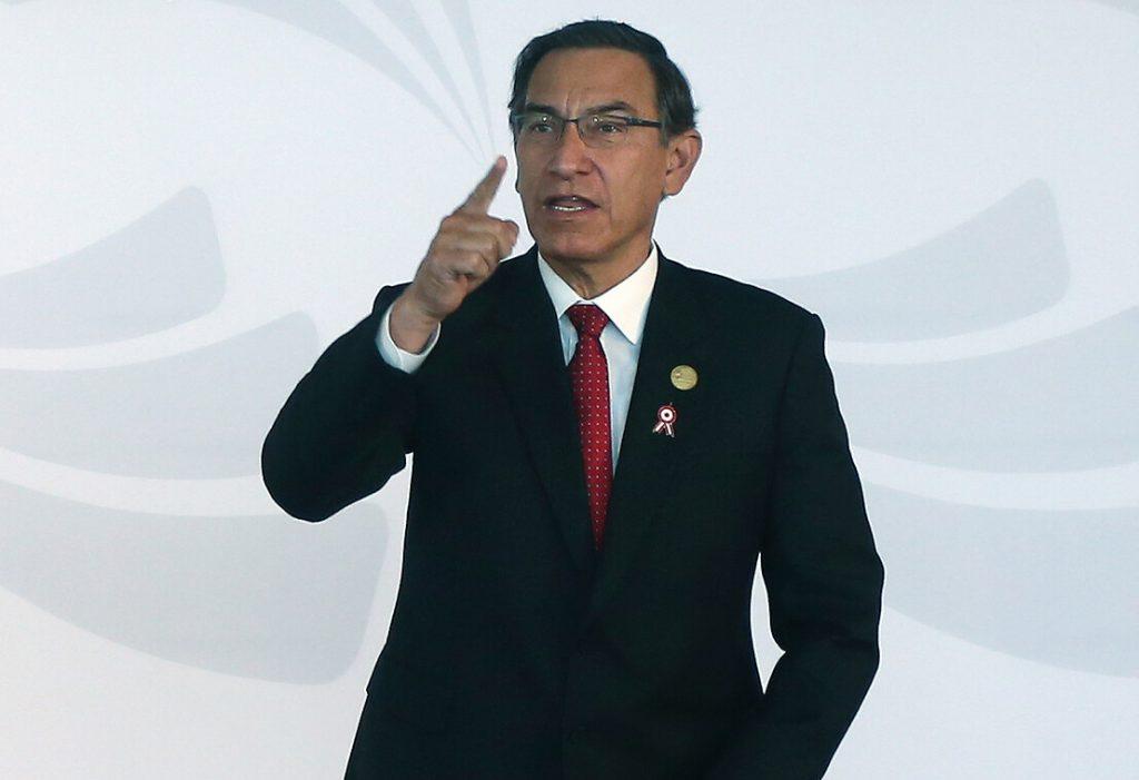 Ex presidente Martín Vizcarra suma cuestionamientos en Perú tras anunciar candidatura al Congreso