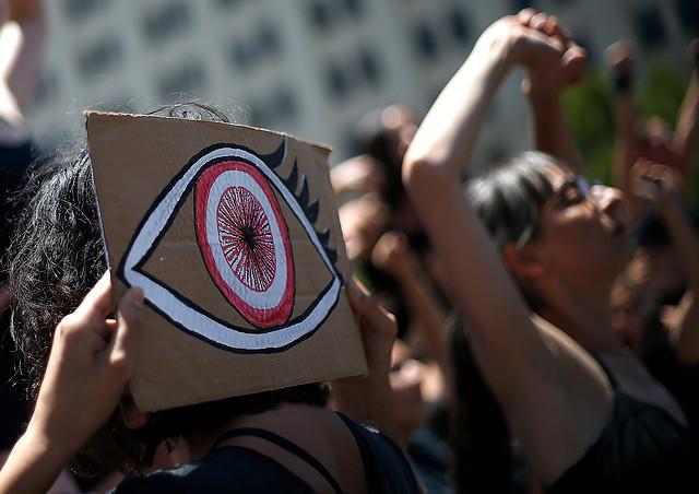 Coordinadora de Víctimas de Trauma Ocular se manifestará para «poner freno a la violencia brutal con que Carabineros dispersa»