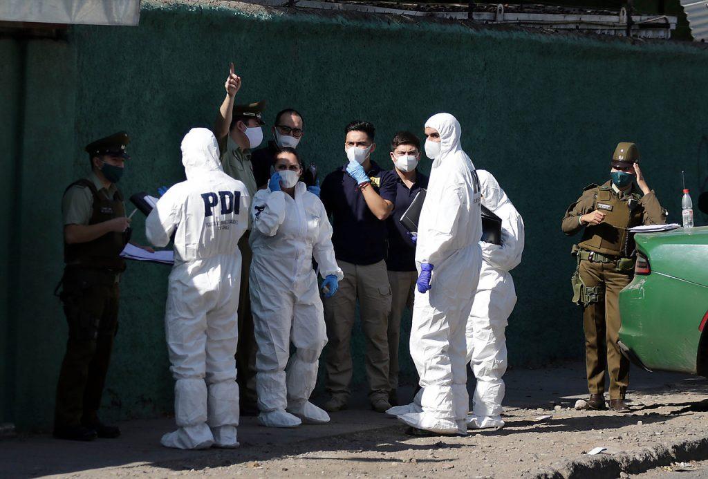 Macabro crimen en Quilicura: Joven asesina a su madre, su hermana e investigan violación