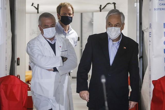 Querella de Jadue por muertes en pandemia: Piñera, Daza, Mañalich y Zúñiga piden remoción del fiscal a cargo por falta de objetividad