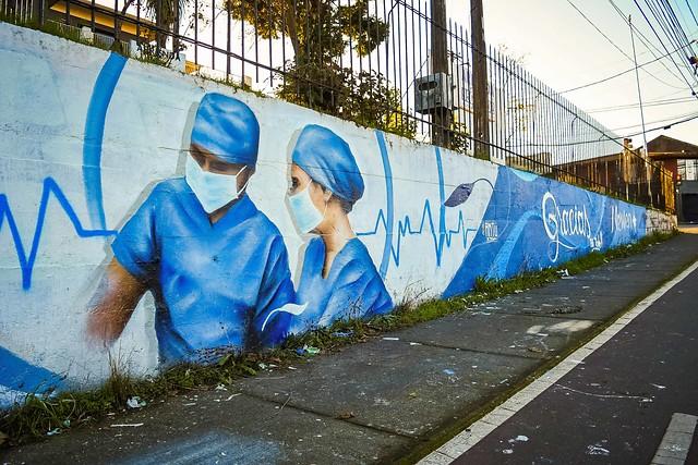 Personal de la salud: ya no podemos ser pacientes