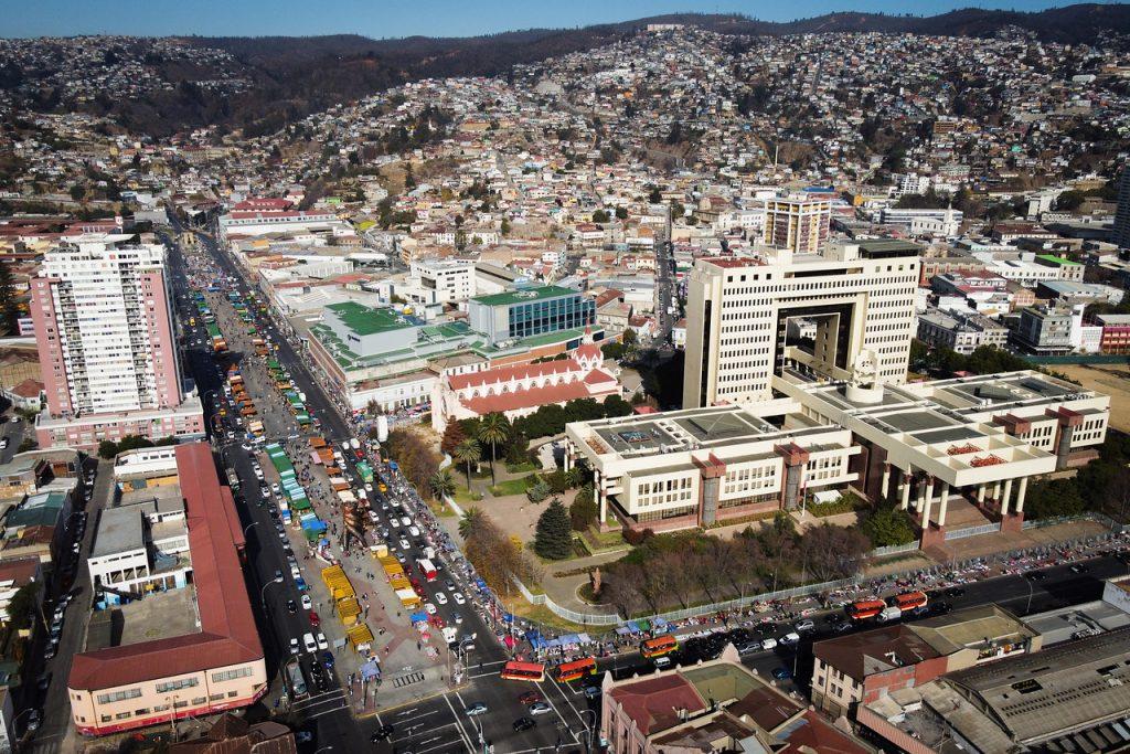Territorios constituyentes: ¿qué sucedió en la Región de Valparaíso?