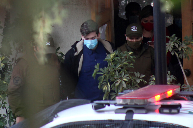 Hernán Calderón abandona el penal de Santiago 1: Tribunal accedió a solicitud de su defensa