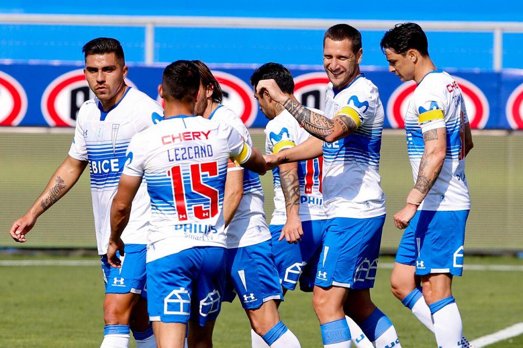 La UC recupera el liderato exclusivo pasándole por encima a Coquimbo en jornada de golazos