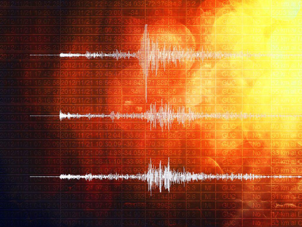 Fuerte sismo de 6,3 Richter se percibió en la Región de Antofagasta y ya ha dejado 22 réplicas