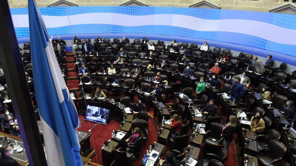Argentina: Oficialismo y oposición se enfrentan a los gritos por sesión parlamentaria virtual