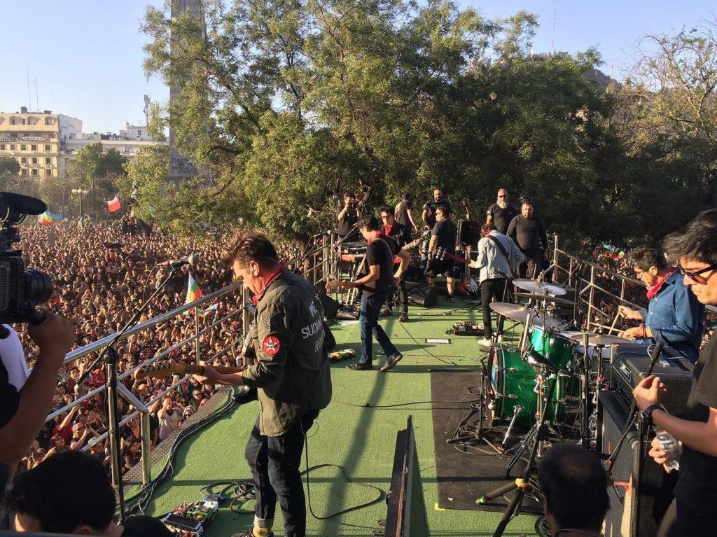 """ESPECIAL  Los Bunkers: """"Teníamos que estar con la gente que siempre acompañó a la banda"""" (segunda parte)"""