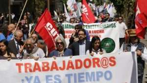 La necesaria repolitización del pueblo chileno