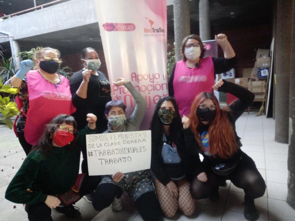Trabajadoras sexuales ante video de camioneros: «No somos objetos, ni motivos de burla, somos ciudadanas con derechos»
