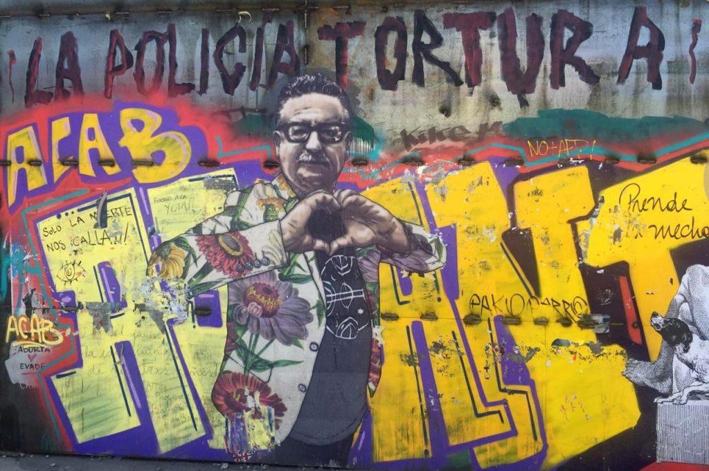 Fab Ciraolo: «Quería lograr esa reversión de Allende 2020»