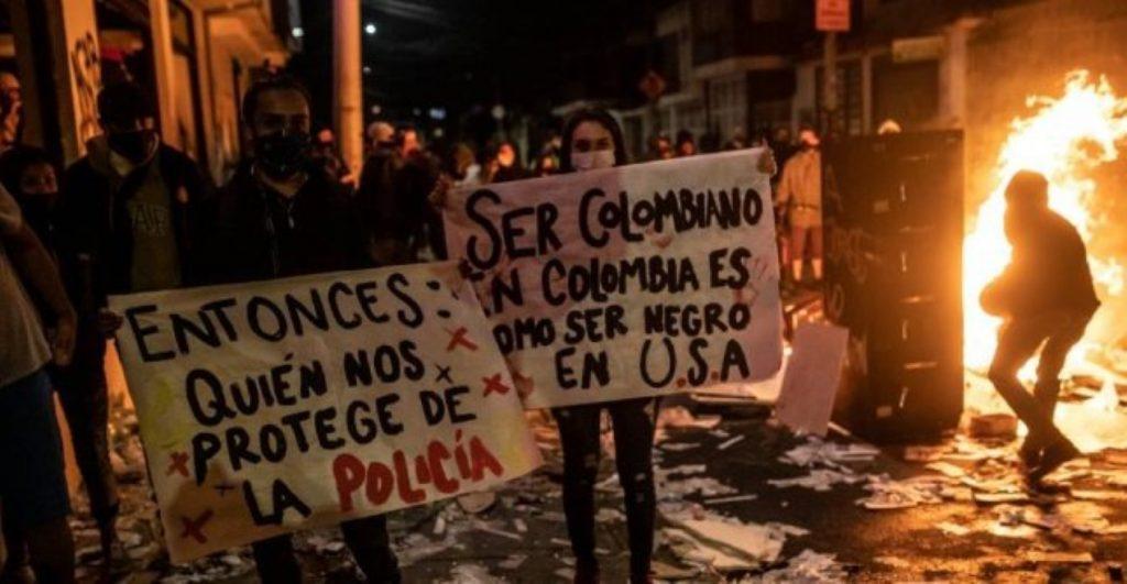 Colombia: Ministro de Defensa pide perdón y anuncia suspensión de policías acusados de abuso de autoridad