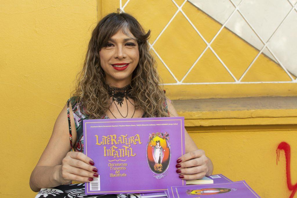 Anastasia Benavente: «Las travestis nunca hemos estado representadas en la literatura infantil»