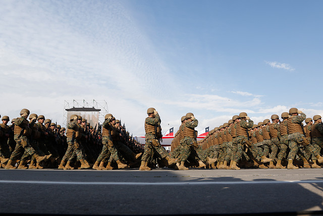 PDI detiene a oficial (r) del Ejército acusado de violar a una menor de 16 años