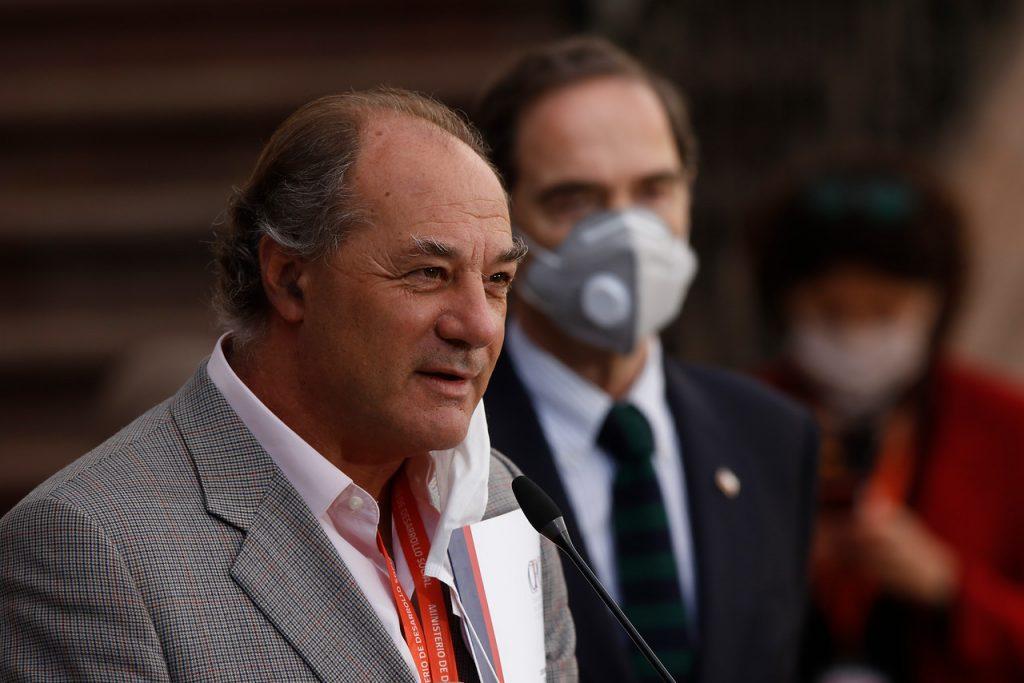 Juan Sutil con todo: Reclama porque se paga mucho impuesto y alega inconstitucionalidad del segundo retiro del 10%