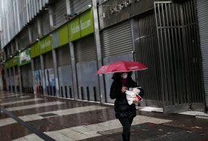 Banco Central informa Imacec de agosto confirmando que la economía chilena sigue en crisis
