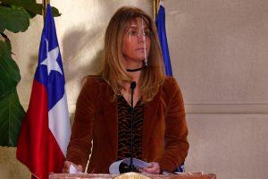"""Ximena Rincón baja su candidatura presidencial: """"No seré un obstáculo para que la DC pueda conformar las alianzas que considerenecesarias"""""""