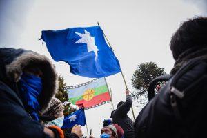 """Vocero de la Coordinadora Arauco Malleco: """"Hay una idea de ensuciar los movimientos de los pueblos indígenas"""""""