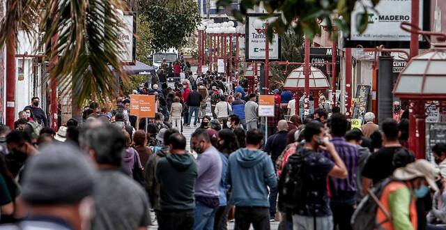 Encuesta Nacional de Empleo y los efectos de la pandemia: Desocupación aumenta 45,6% en trimestre julio-septiembre en comparación al 2019