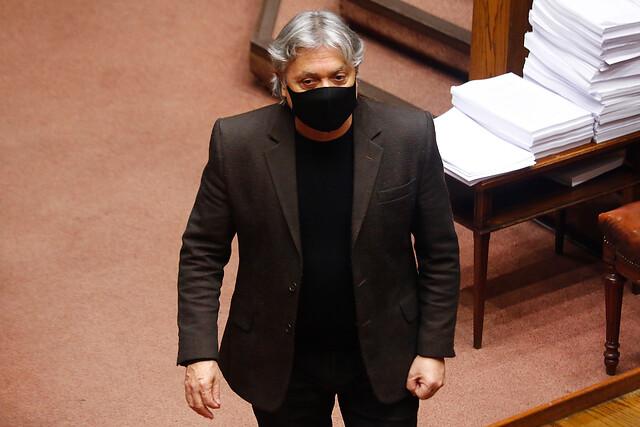 Senador Navarro advierte que «a cinco días del Plebiscito, no hay garantías para los pueblos originarios»