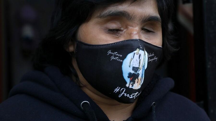 """El clamor de Fabiola Campillai este 8M: """"Queremos justicia para todas las mujeres que están siendo asesinadas"""""""