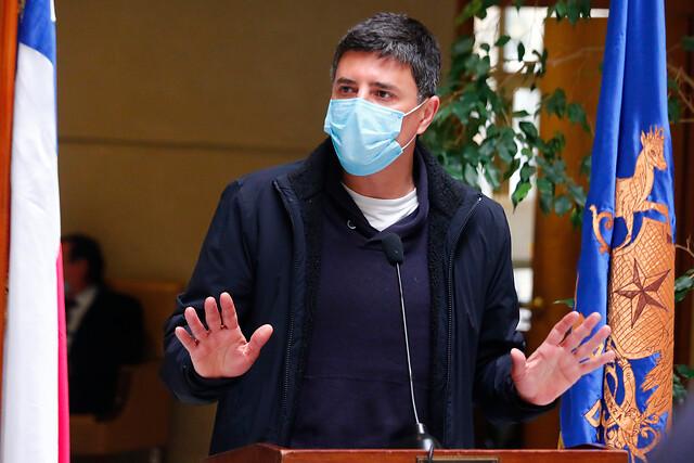Diputado Díaz respalda propuesta del alcalde Sharp para salvar el comercio de Valparaíso