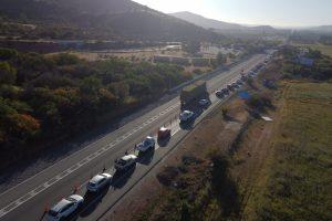 Fin de semana largo: Se registra la mayor salida de vehículos de la RM desde el inicio de la pandemia