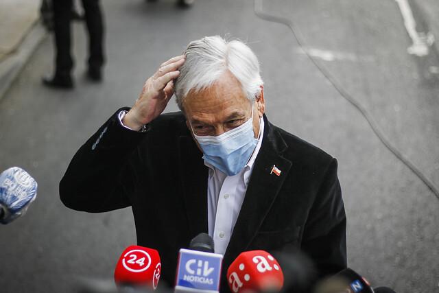 Se acumulan las acusaciones al Presidente: CCDH se querella contra Piñera por la muerte de Aníbal Villarroel en La Victoria