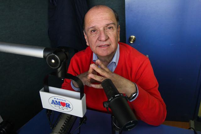 Fallece Patricio Frez, ex voz en off del matinal «Buenos Días a Todos»