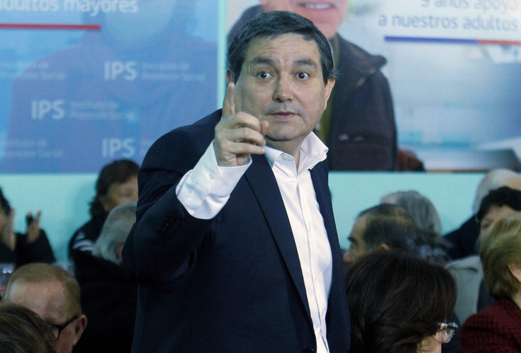 Miguel Ángel Aguilera, alcalde de San Ramón, será formalizado por cohecho, enriquecimiento ilícito y lavado de dinero