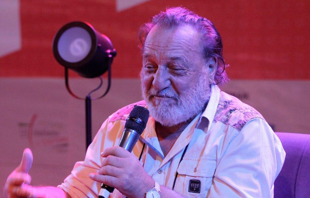 A los 84 años fallece el histórico cantautor Patricio Manns