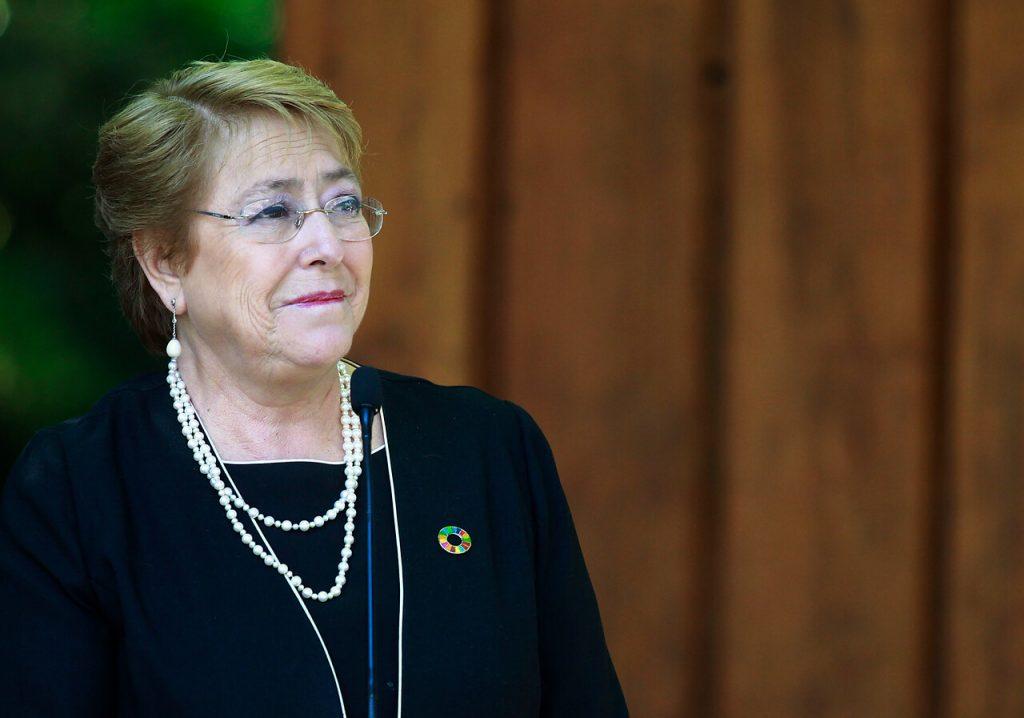 """Michelle Bachelet tras condena que declaró culpable a agente por la muerte de George Floyd: """"Es un veredicto histórico"""""""