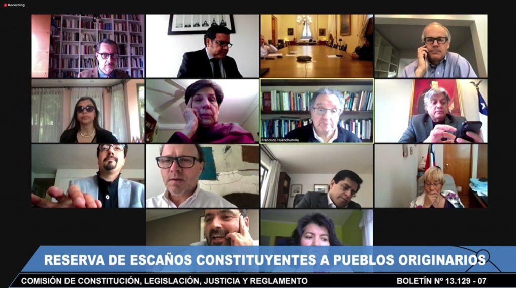 Escaños reservados: Comunidades quechua denuncian haber sido ignoradas por la Comisión de Constitución del Senado