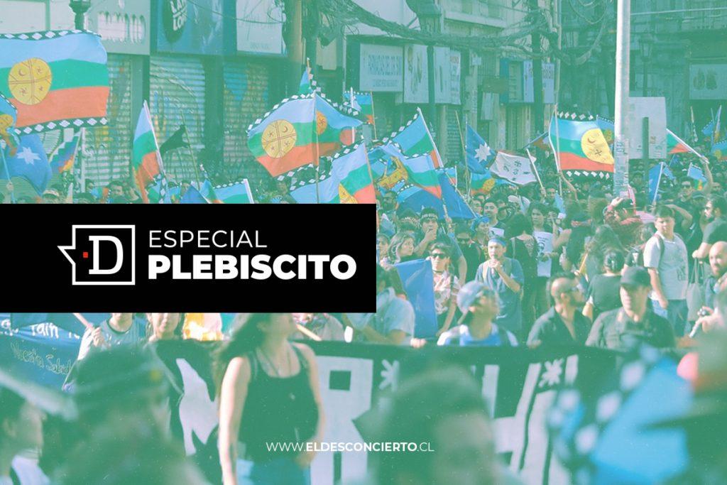 Especial Plebiscito: Constitución en clave indígena, plurinacionalidad y la deuda histórica del Estado de Chile