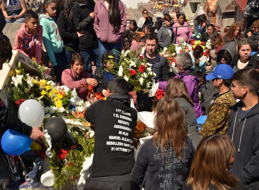La última tarde de Manuel Rebolledo y la incansable búsqueda de su familia por verdad y justicia