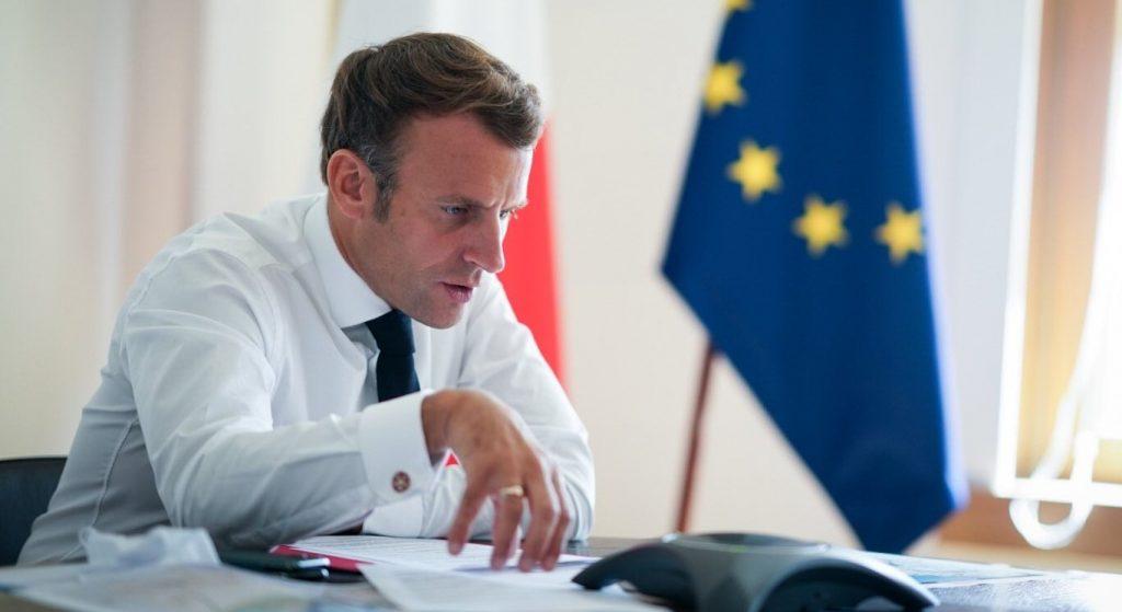 El COVID-19 no da tregua: Macron anuncia un nuevo confinamiento de un mes para Francia
