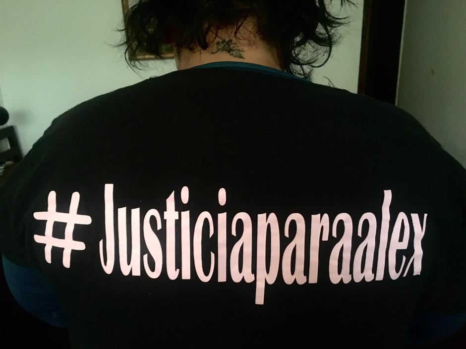 Se suspende el clásico: El último domingo de Alex Núñez Sandoval