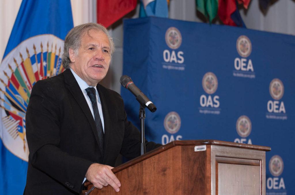 México y Grupo de Puebla piden la renuncia del secretario general de la OEA por intervenir en asuntos internos de Bolivia