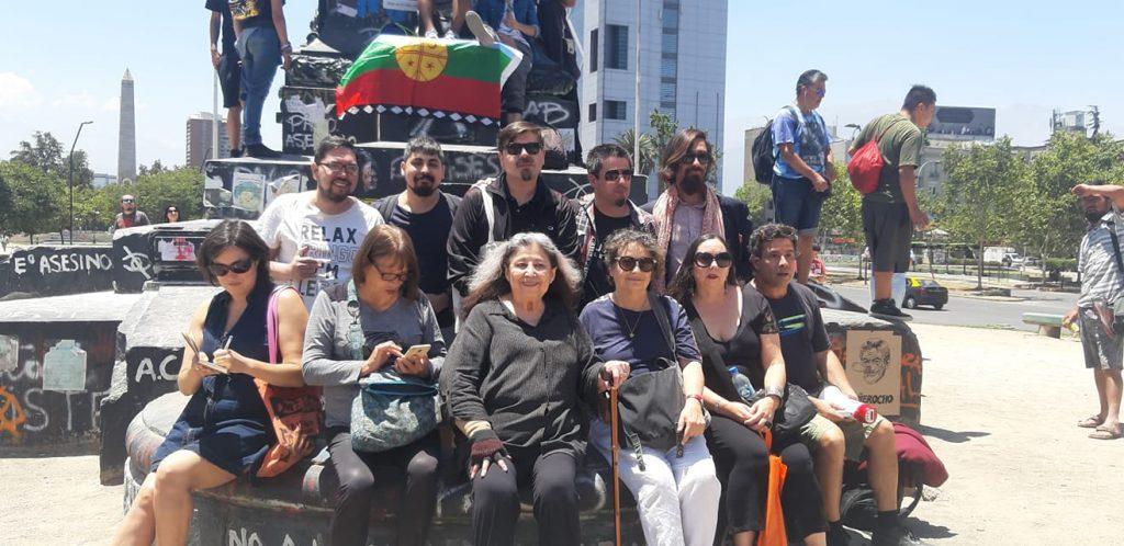 La Plaza de la Dignidad de Carmen Berenguer